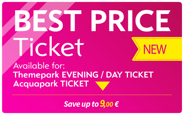 Discovery Best Price Ticket Etnaland