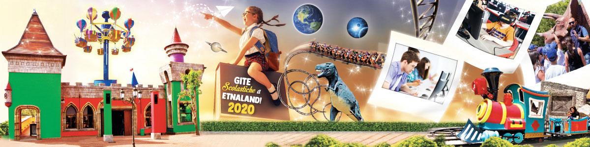 Gite scolastiche a Etnaland 2020