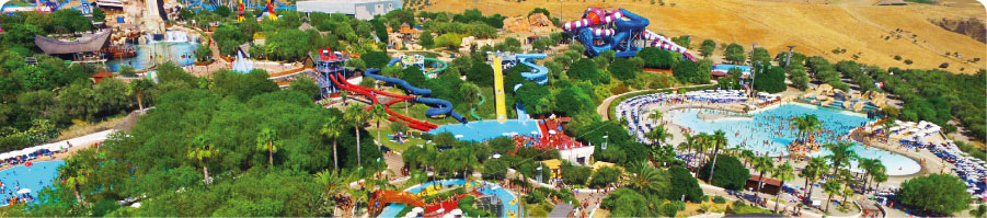 Day plan Acquapark
